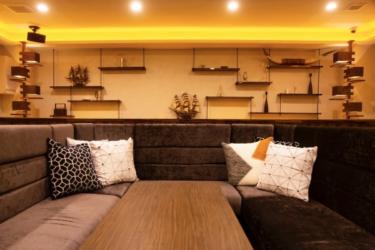 調布 キャバクラ Lounge 35° Tokyo「ラウンジサンジュゴドトウキョウ」